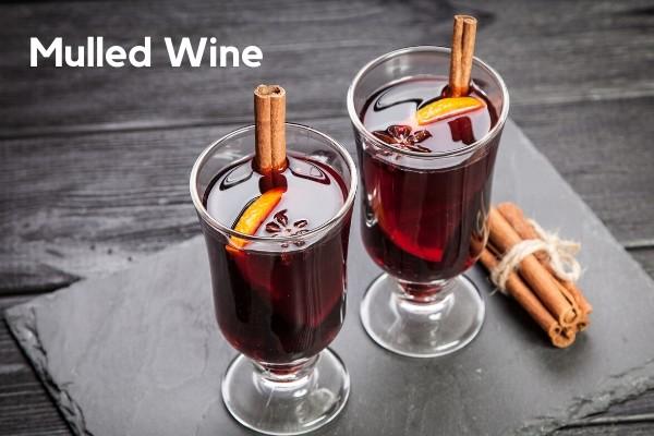 Mulled Wine, Gluhwein & Spiced Wine