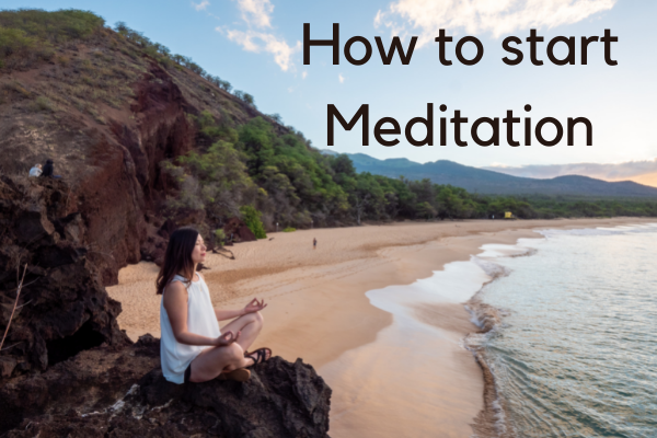 how to start meditation